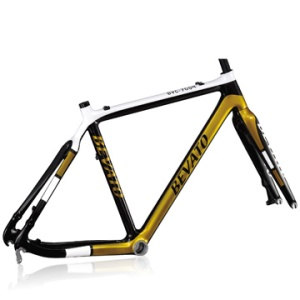 Bike Frame of Bicycle Parts Manufacture - BEV