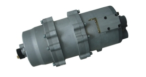 Integrative AC Compressor - Rebeck
