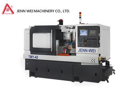 CNC Double Spindle Turning Center