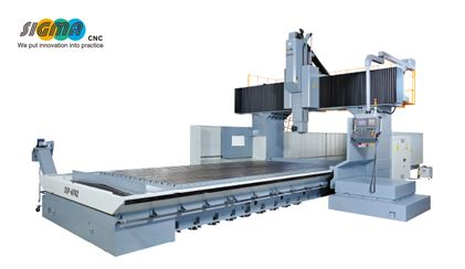 CNC Double Column 5-FACE Machining Center