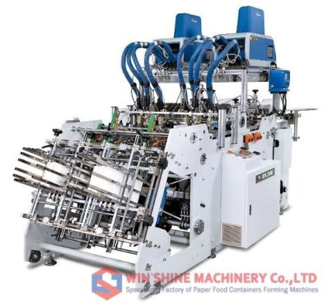 Win Shine Carton Erecting Machine